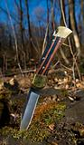 foldinig hunting knife
