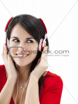 listenin to music