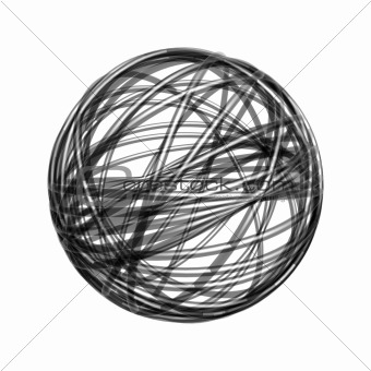 chaos wire ball