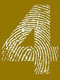 Fingerprint Number 4