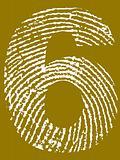 Fingerprint Number 6