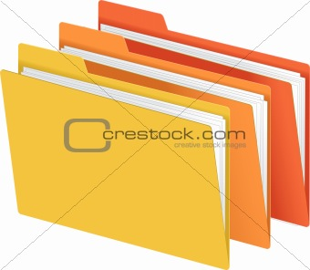 Three File Folder