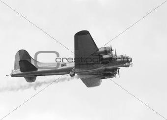 Old bomber