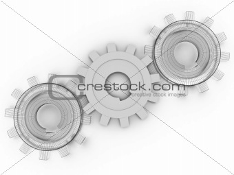 beautiful gears