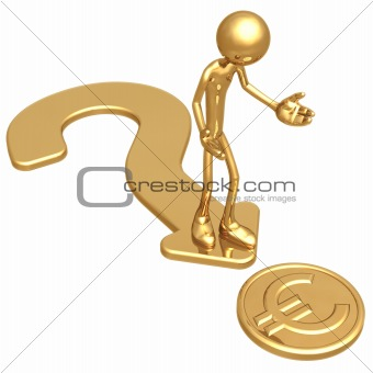 Question Direction Of Gold Euro Coin