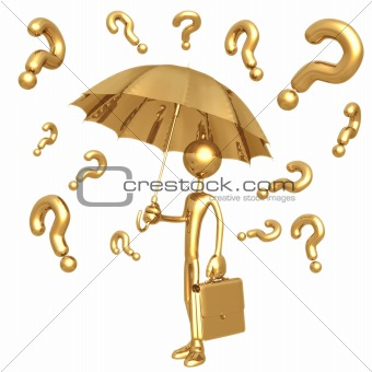 Raining Golden Questions