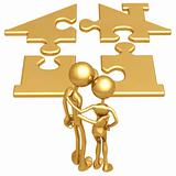 Golden Home Realty Puzzle