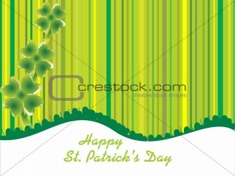 vector illustration design background 17 march