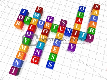 crossword 24 - job opportunity