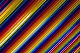 Rainbow neon lines colorfull background ideal desktop