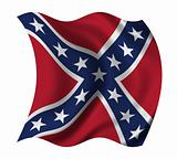 US Confederacy flag