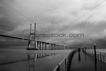 Bridge Vasco Da Gama
