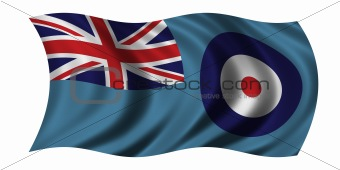 Flag of the Royal Air Force