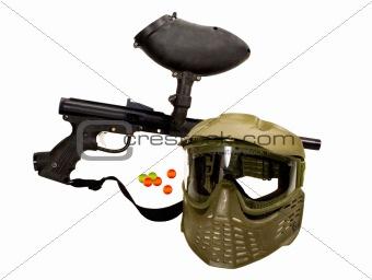 Paintball Gun - Recreation