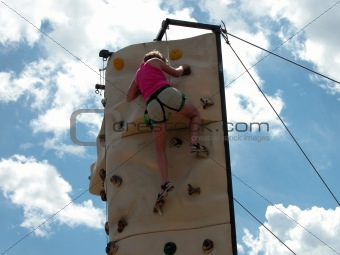 Climbing Wall - Extreme Sports