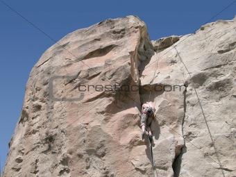 Ascending Sandstone - Montana