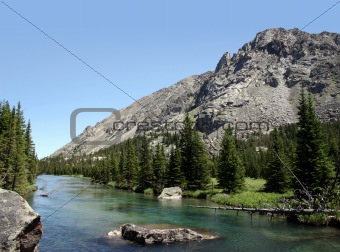 Beautiful Montana - West Fork of the Rock Creek