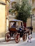 Malta Horse-Carriage