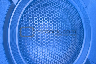Loud Speaker close up
