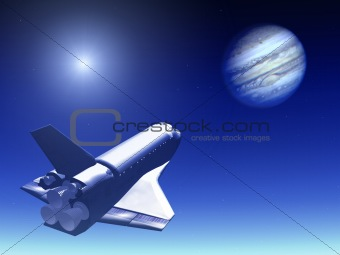 Shuttle In The Sky 41