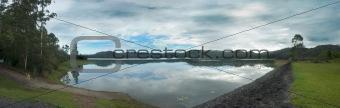 australian lake
