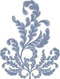 Oak Leaf scrolls