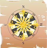 a vector compass