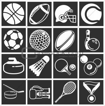 series sport icons
