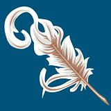 quill feather