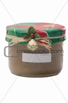 Caramel pot
