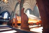 Vadstena  cloister church