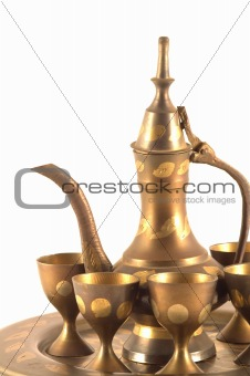Arabian Coffee Set