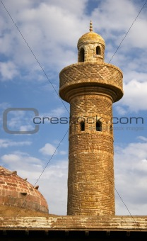 Tower of Ancient orient city