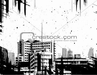 City grunge