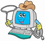 Cowboy computer