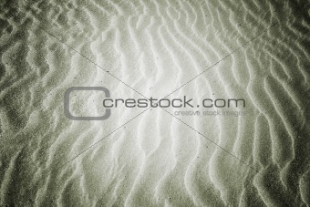 Beach with soft sand