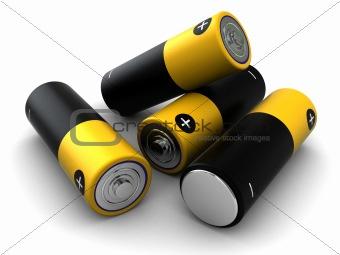 battery heap