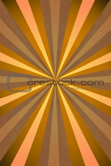 abstract radial background