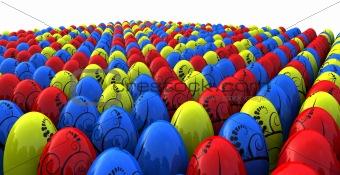 400 Easter Eggs
