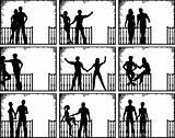 Porch people