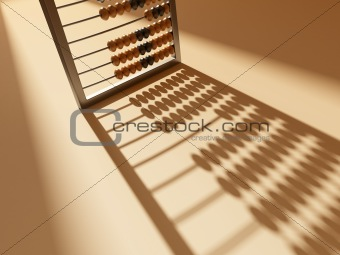 abacus shadow