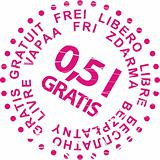 Sale Stamp Gratis