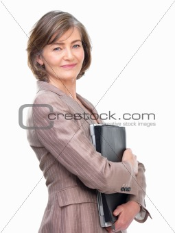 Portrait of a confident mature businesswoman