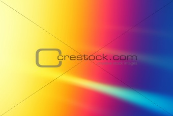 Abstract colored gradient background