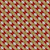 festive exotic pattern