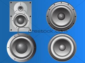 4 Loudspeakers 2