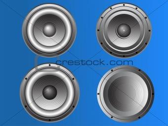 4 Loudspeakers 3