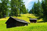 Tyrolian Huts