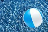 Ball and water