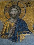 Christ Mosaic, Hagia Sophia